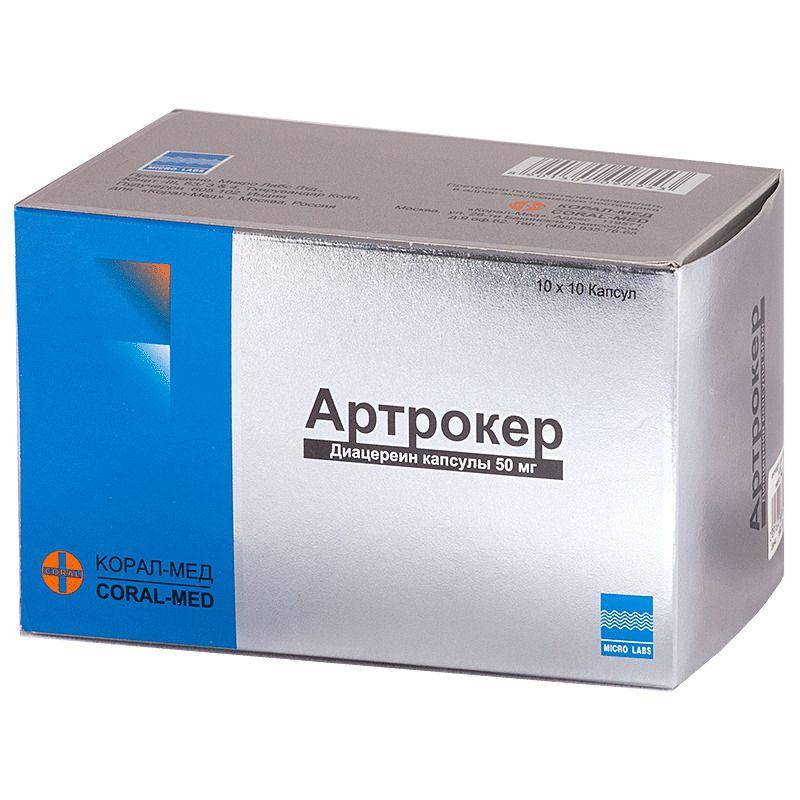 Инструкция по применению и аналоги препарата артрокер