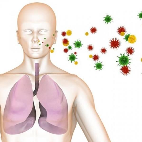 Как передается пневмония