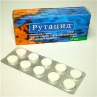 От чего таблетки «рутацид» помогают. инструкция по применению