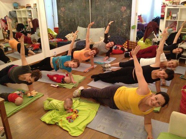 Как убрать живот после кесарева сечения: питание, упражнения, пластика