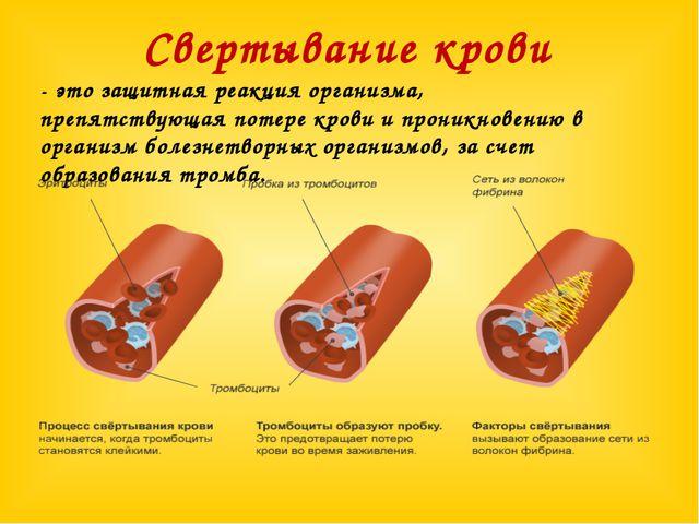 Отанемии дотромбоцитов: 5 фактов окрови