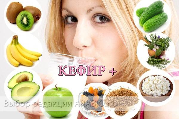 Яблочно творожная диета отзывы