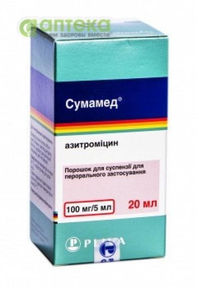 Для чего назначают азитромицин?