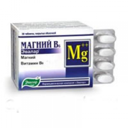 Препараты с магнием и витамином b6: выбираем, что можно положить в аптечку