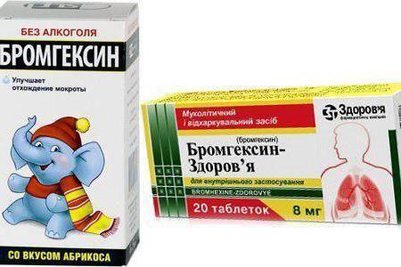 Ацц или амброксол, что лучше использовать при кашле