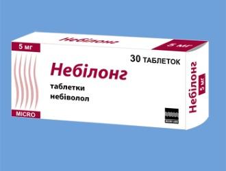 Инструкция по применению препарата небилонг, обзор аналогов
