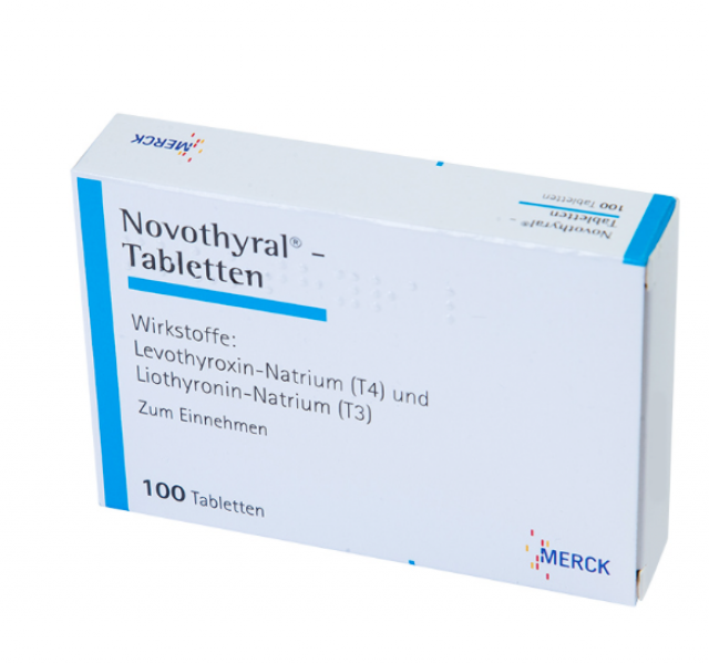 Таблетки тиреокомб