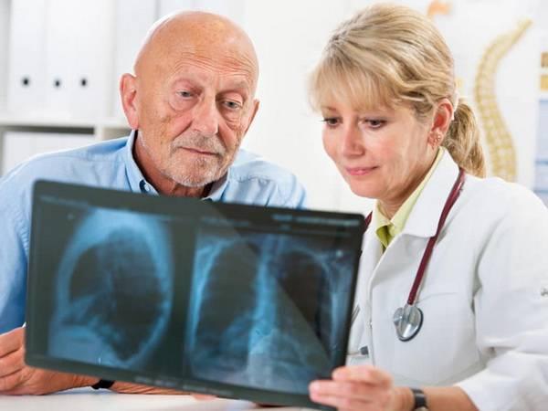 Очаговая пневмония – симптомы у взрослых