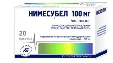 Нимесил: инструкция, состав, показания, действие, отзывы и цены