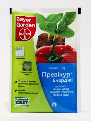 Инструкция по применению превикура энерджи для овощей, ягод и цветов