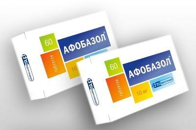 Афобазол: состав, инструкция по применению, цена