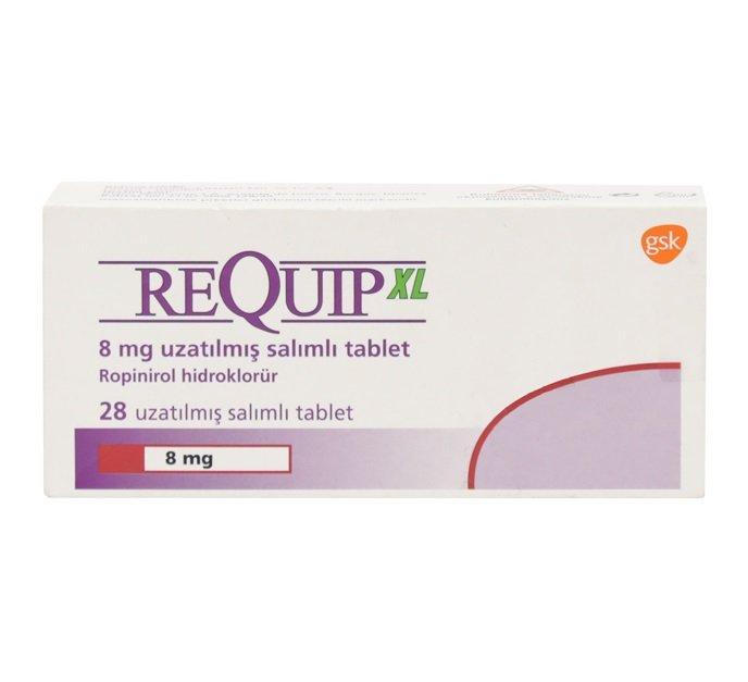 Реквип модутаб: инструкция по применению препарата