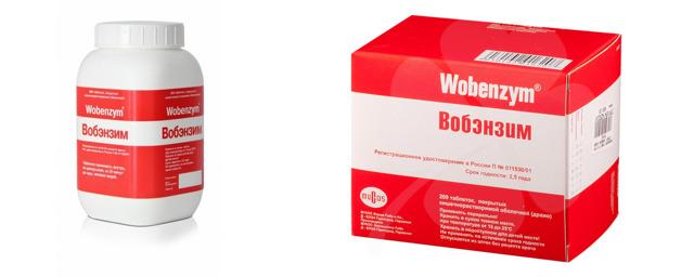 Вобэнзим. инструкция по применению в гинекологии. отзывы, цена, аналоги таблеток