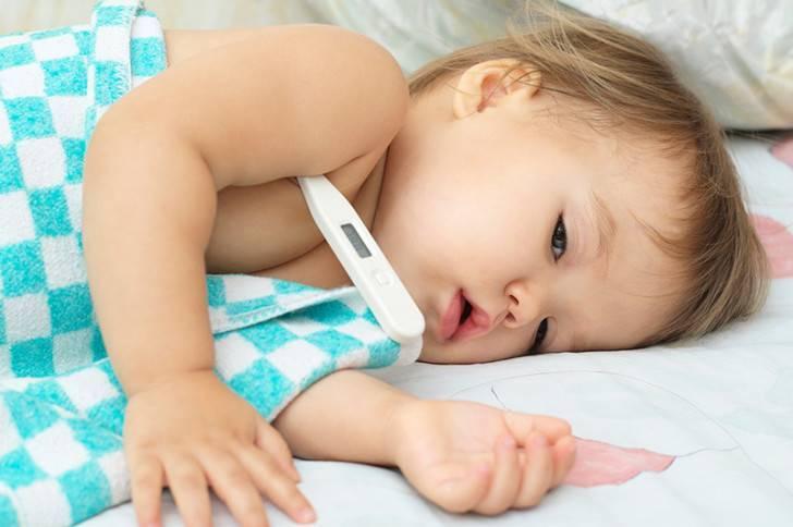 Покраснение и уплотнение после прививки