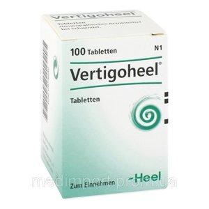 Вертигохель – инструкция по применению, отзывы, цена, таблетки, капли