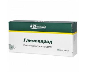 Препарат диамерид: инструкция по применению