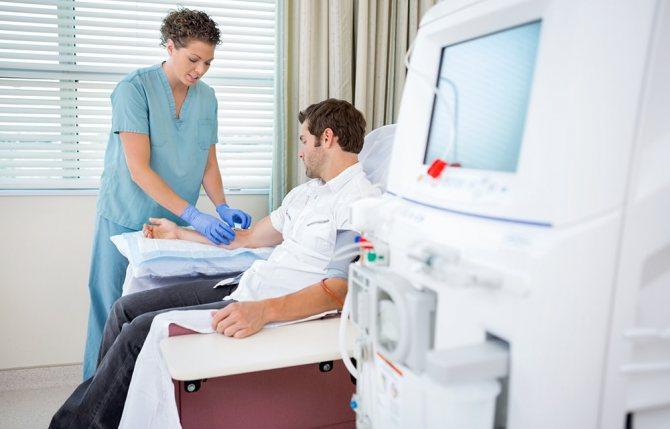 Нефросклероз: особенности клинической картины и терапии