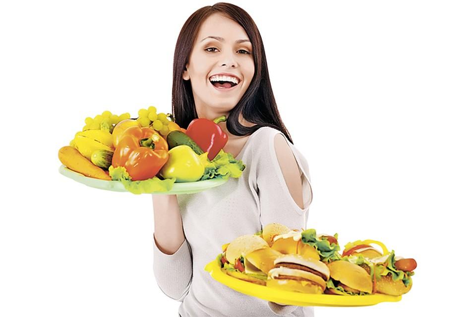 Как питаться, чтобы избавиться от жира