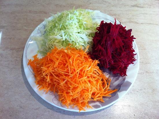 Салат «щетка» для похудения — рецепт стройной фигуры