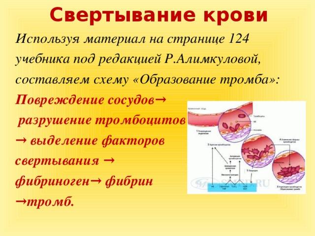Эти загадочные тромбоциты: казнить нельзя помиловать. - 16 ноября 2011 - персональный сайт