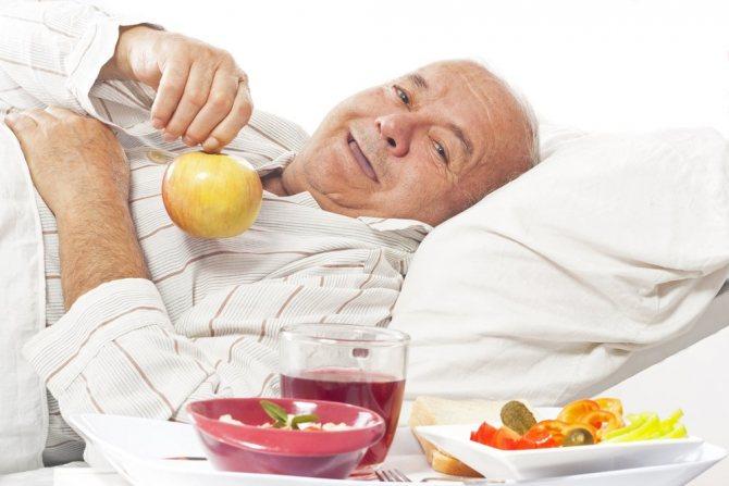 Правильное питание при раке желудка – одно из условий выздоровления