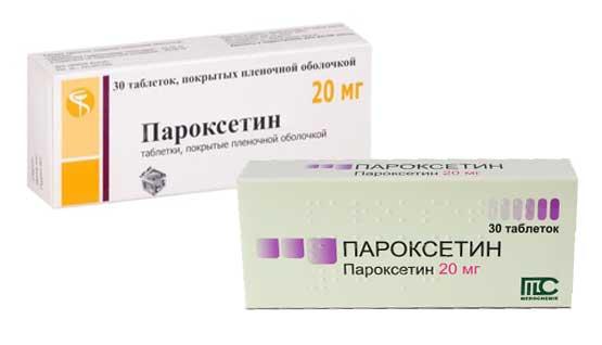 Синдром отмены пароксетина — отзывы