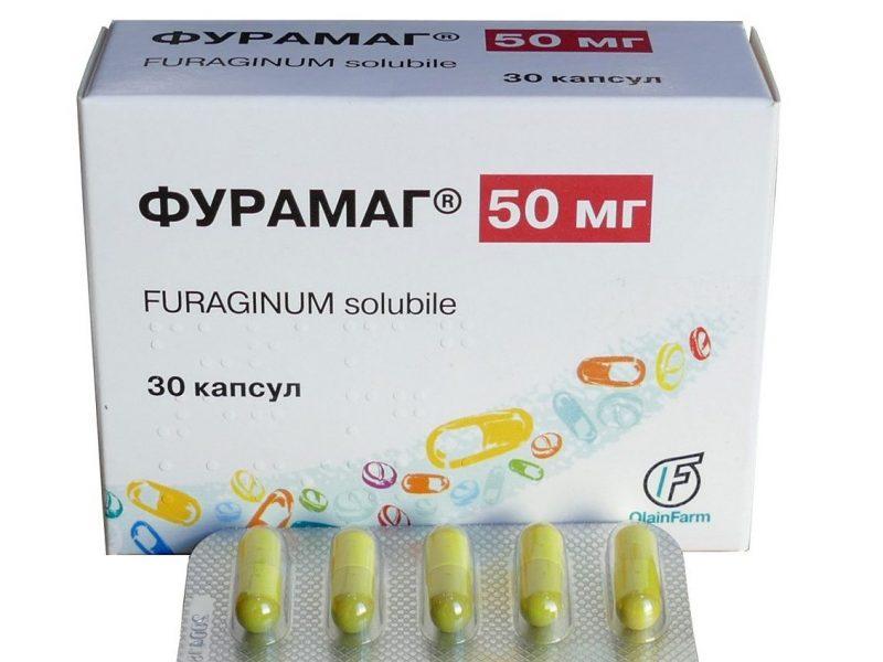 Применение препарата палин в таблетках: лечение мочевыводящей системы