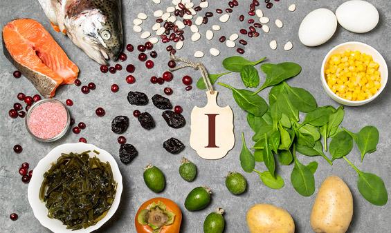 Диета с ограничением йода. безйодовая диета – меню на каждый день, список разрешенных и нежелательных продуктов, правила питания