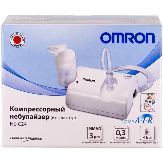 Ингаляторы omron: инструкция по применению для детей и взрослых