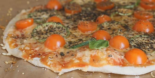 Домашняя пицца ассорти