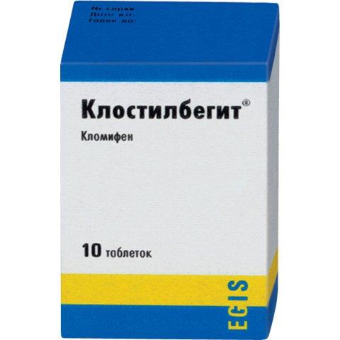 Препарат кломифен цитрат: инструкция по применению