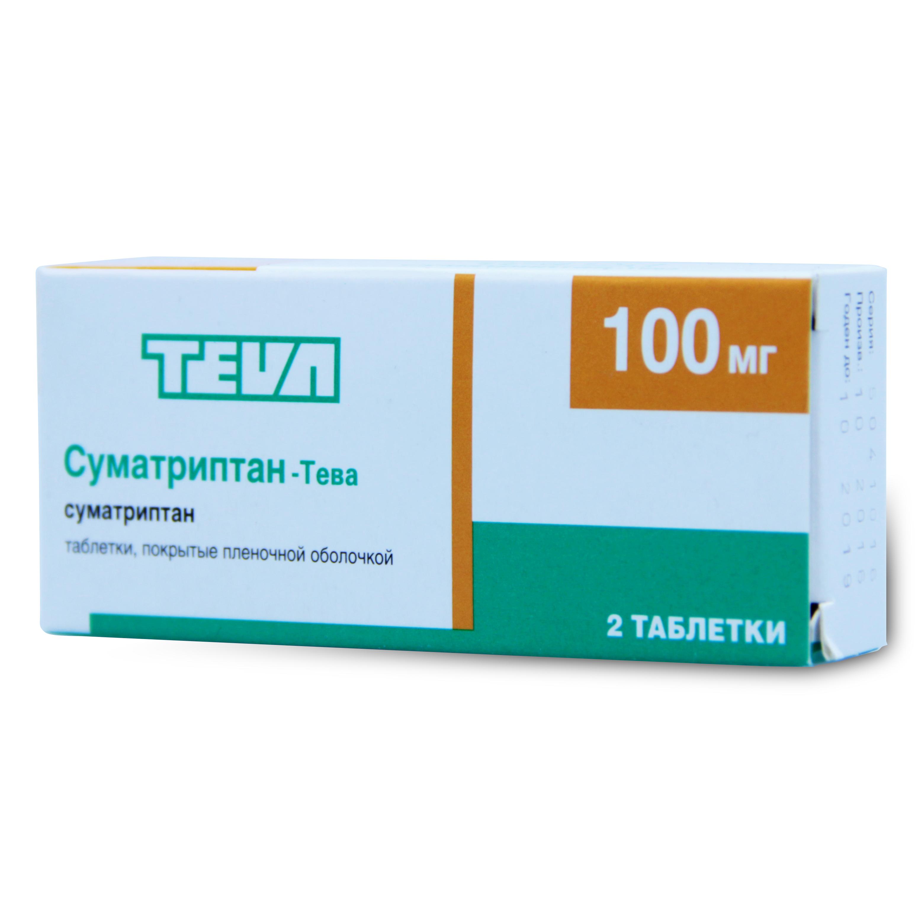 Инструкция по применению суматриптана и отзывы о препарате
