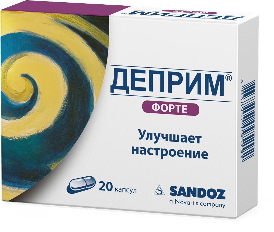 Состав, показания и инструкция по применению препарата деприм