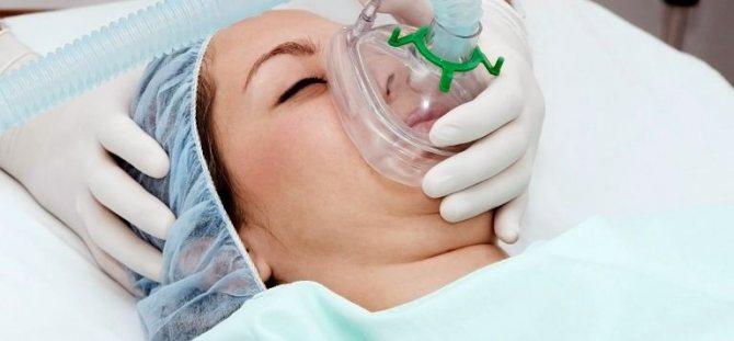Последствия кесарева сечения для женщины и ребёнка | nashy-detky.com.ua