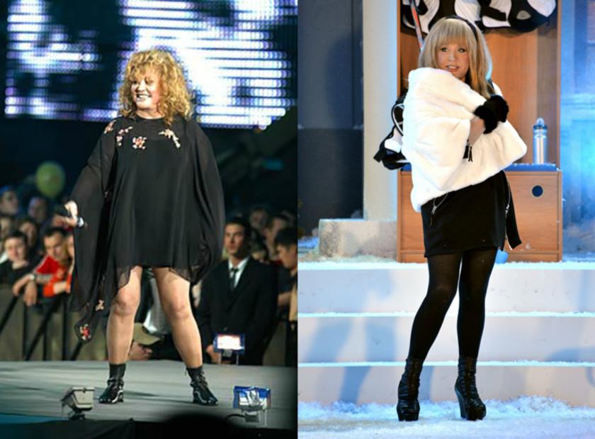 Почему Пугачева Похудела. Как похудела Пугачева на самом деле? Фото до и после