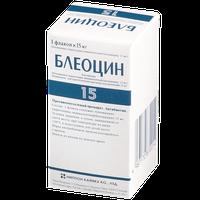 Блеоцин — инструкция по применению