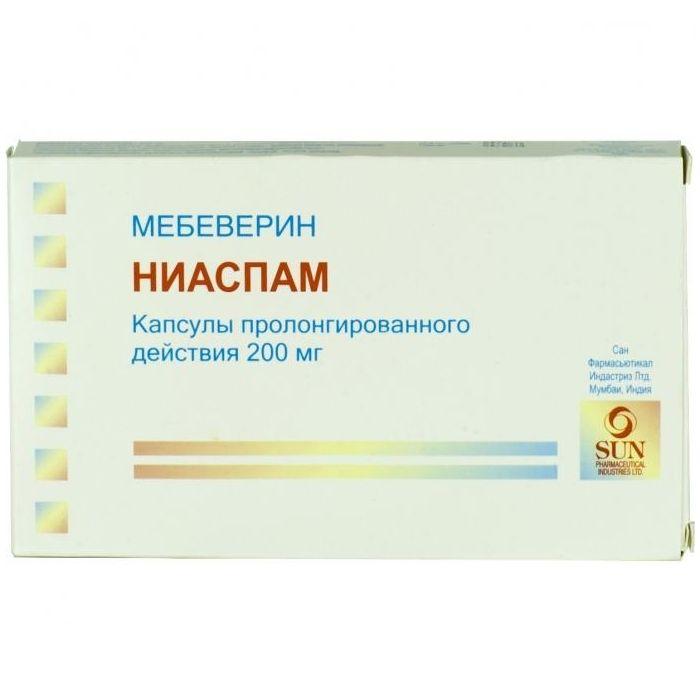 Состав ниаспама и показания к применению лекарственного средства
