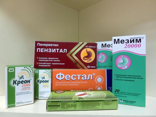 Таблетки фестал взрослым и детям: инструкция, цена и отзывы