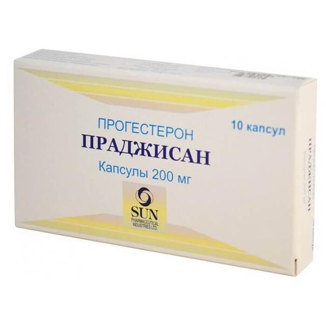 Обзор препаратов с прогестероном для женщин