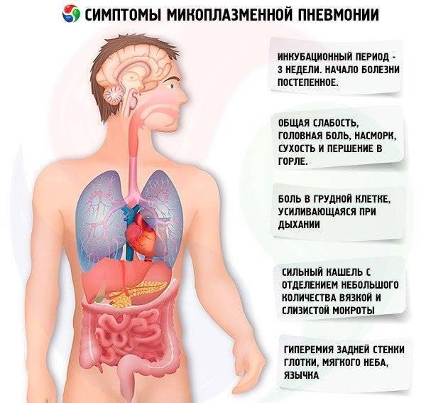 Признаки пневмонии без температуры у взрослых – как протекает воспаление легких
