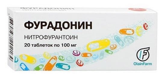 Как принимать фурадонин для лечения цистита и насколько он эффективен?