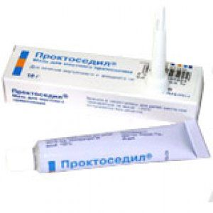Проктоседил (свечи и мазь): как правильно применять и отзывы о лечении