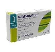 Отзывы о препарате альгинатол