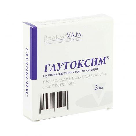 Глутоксим – описание препарата, инструкция по применению, отзывы