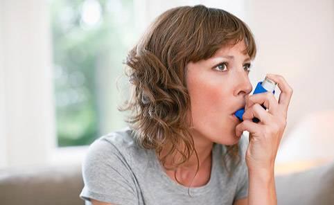 Приступ астмы: доврачебная помощь