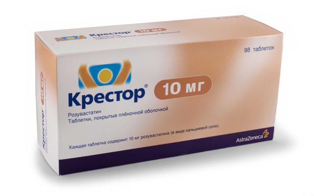 Крестор: инструкция по применению, аналоги и отзывы, цены в аптеках россии