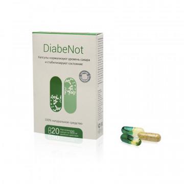 Диабенот (капсулы): отзывы медиков, инструкция по применению, состав, производитель