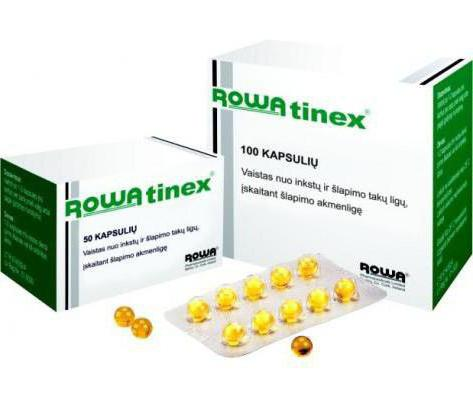 Отзывы о препарате роватинекс