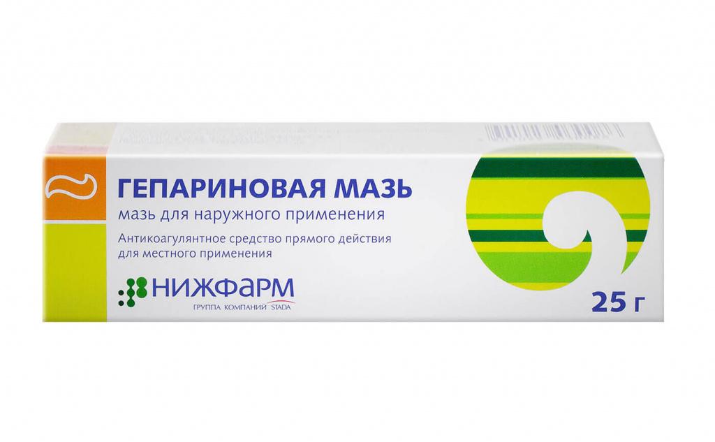 Гепариновая мазь – от чего помогает: применение
