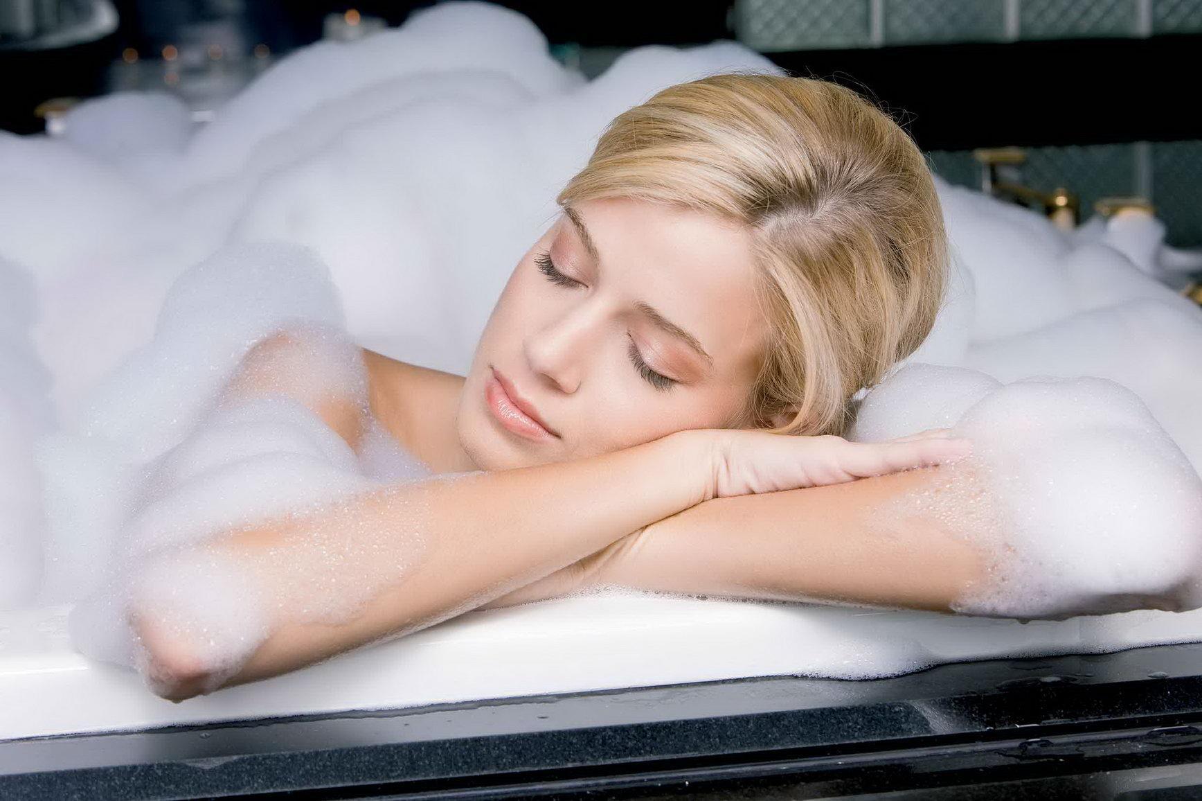 Солевые ванны для похудения: особенности методики